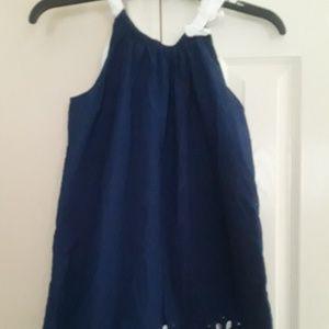 Little girls summer dress.